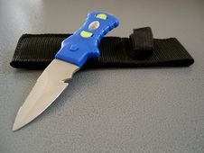 Dive Knife Stock Photos