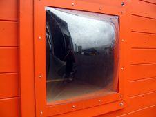 Free Window In Orange Stock Images - 12244