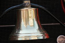 Free Brass Bell Royalty Free Stock Photography - 13297