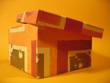 Free Orange Box I Stock Photo - 14120