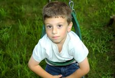 Free Child On Swing Stock Photos - 14673
