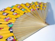 Free Spanish Fan 2 Stock Images - 15454