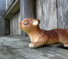 Free Ceramic Squirrel Royalty Free Stock Images - 15479