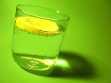 Free Lemon Water 2 Royalty Free Stock Photography - 15877