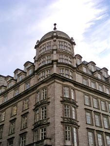 Free Strand Building (London) Royalty Free Stock Image - 17046