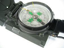 Free Compass Close-up I Stock Photo - 17150