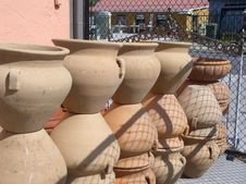 Free Pile Of Pots Royalty Free Stock Photography - 17767
