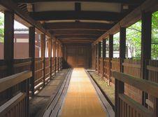 Free Wooden Corridor Stock Photos - 17813