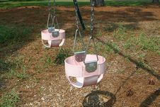 Free Baby Swings Royalty Free Stock Photos - 17878