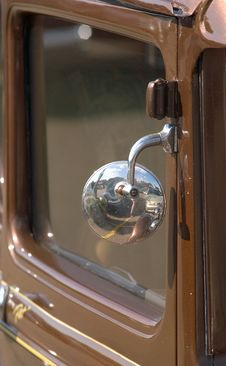 Free Antique Car Detail Stock Photo - 18130