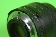 Free 50mm Lense 2 Royalty Free Stock Images - 19719