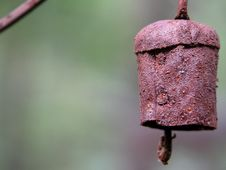 Free Rusty Chime Royalty Free Stock Photo - 19905