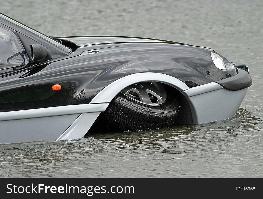 Aqua Car