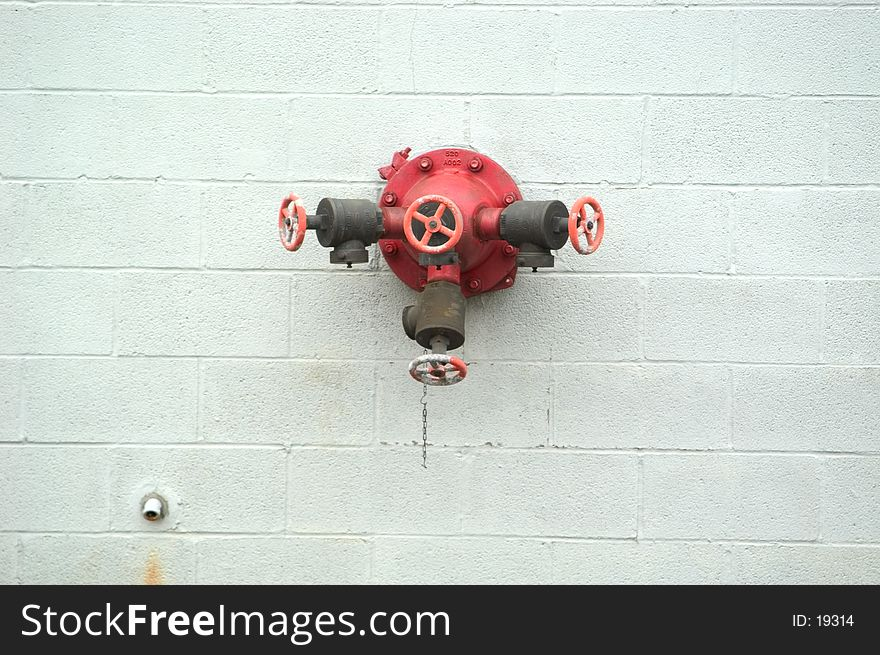 Industrial Fire Hose Connector