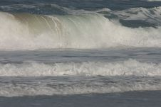 Free Large Waves. Stock Photography - 100632