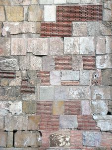 Free Stone And Brick Wall Stock Photo - 101430
