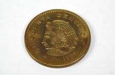 Mexican Coin Stock Photos