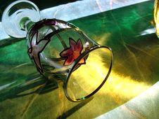 Free Glass Refraction Stock Image - 106791