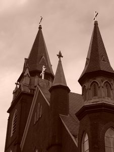 Free Church Stock Images - 107964