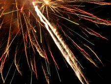 Free Fireworks Royalty Free Stock Photo - 109005