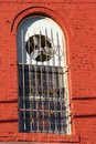 Free Window With Iron Bars Royalty Free Stock Images - 1009109