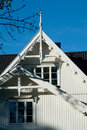 Free Detail Of Classic,  Wooden House Stock Photo - 1009590