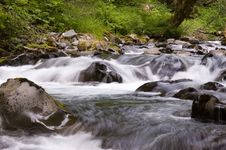 Free Cascade Waters Royalty Free Stock Photo - 1001295