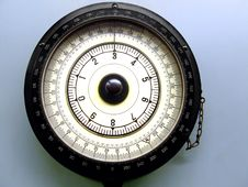 Free Nautical Compass Stock Photography - 1001382