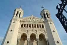 Free Fourviere (facade) Stock Images - 1001604