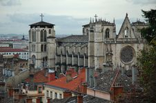 Free St Jean Cathedral Royalty Free Stock Photography - 1001757