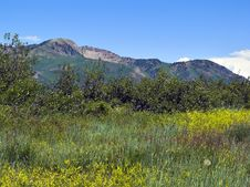 Free Utah Mountains - 4 Stock Photography - 1002812