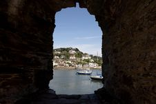 Free View Toward Kingswear Stock Photography - 1002872