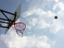 Free High Throw Royalty Free Stock Image - 1003196