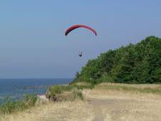 Free Parachutist Royalty Free Stock Images - 1003709
