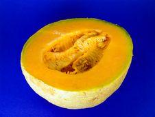 Free Cantaloupe Melon 2 Royalty Free Stock Photos - 1003858