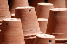 Free Clay Pots Royalty Free Stock Photos - 1004418