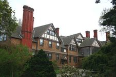 Free Tudor Mansion Stock Photos - 1005083