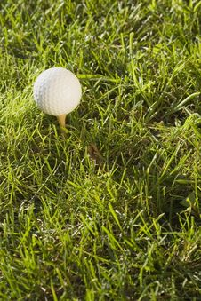 Free Golfball5 Royalty Free Stock Image - 1005766