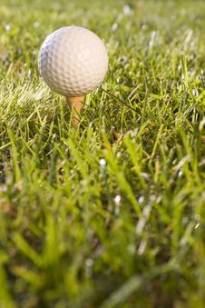 Free Golfball7 Royalty Free Stock Photo - 1005855
