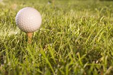 Free Golfball8 Royalty Free Stock Images - 1005909
