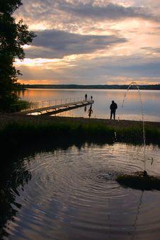 Free Lake Royalty Free Stock Images - 1005979