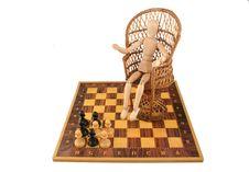 Free Teaching Chess Royalty Free Stock Photos - 1006988