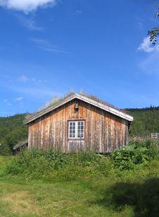 Free Old Cottage Stock Image - 1007591