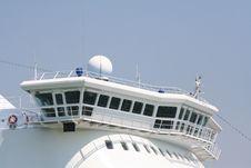Free Ship Comand Stock Image - 1008211