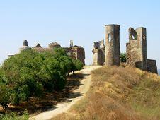Free Castle Of Montemor II Royalty Free Stock Photos - 1008838