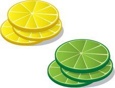 Free Lemon And Lime Stock Photography - 1008942