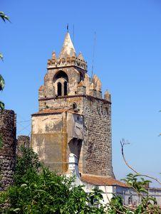 Free Castle Of Montemor III Royalty Free Stock Photos - 1008968