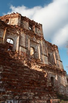 Free Ruins Royalty Free Stock Images - 1009709