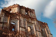 Free Ruins Stock Photo - 1009710