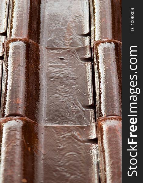 Wet Roofing Tiles (vertical)